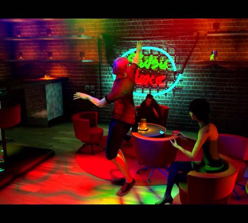 Animation 3D - Salsa Dance