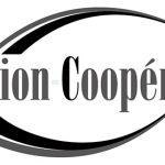 Révision Coopérative - Logo Noir et Blanc